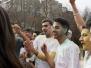 Holi- Celebration of Colour in the Quad