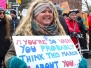 International women's march, March 14 2017