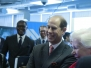Prince Edward at DMZ