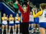 Ryerson versus Alberta, women's volleyball, 17 March 2017