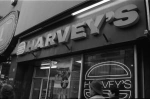"""This is my living. I thought I live in a free-enterprise society. But I have no choice."" -John Makrogianakis owner of Harvey's, one of the lands to be expropriated."