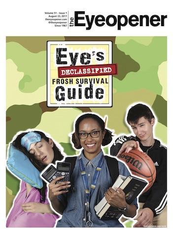 The Eyeopener, Aug 23, 2017