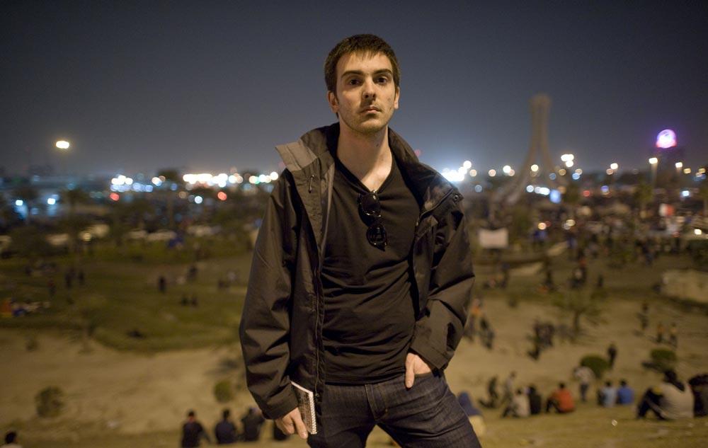 Eyeopener alumnus named best young journalist in Canada