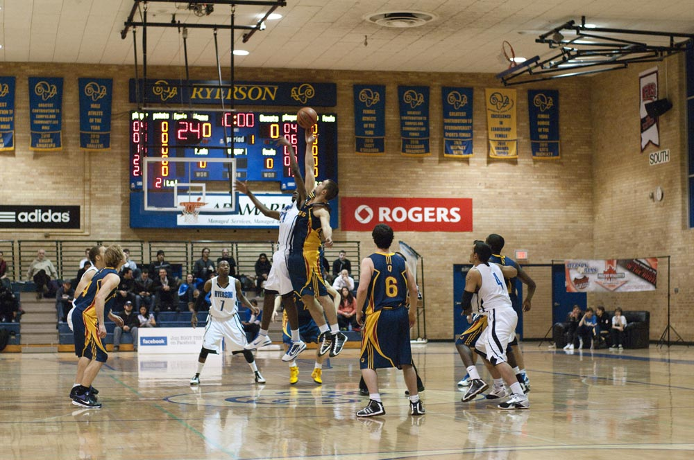 Ryerson Rumoured to Host OUA Final Four