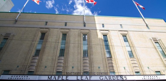 App brings Maple Leaf Gardens alive