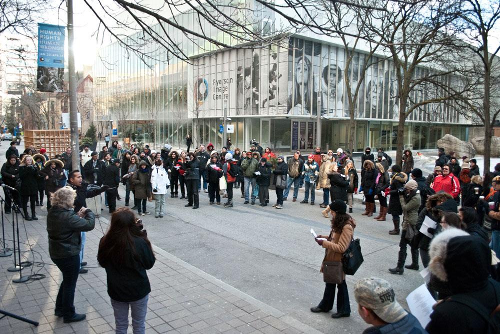 Idle No More comes to Ryerson