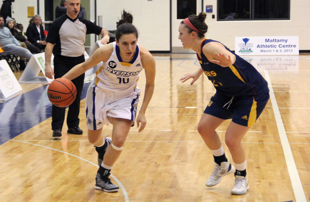 Rams eliminated by Gaels