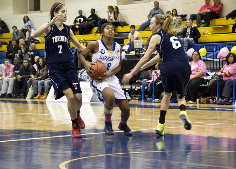 Women's basketball ends season with win