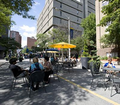 Ryerson's Gould St. FILE PHOTO