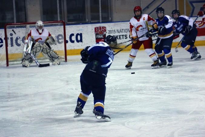 WHockeyVChina RobertForeman