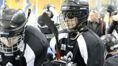 Blind hockey