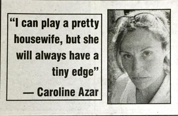 Caroline Azar