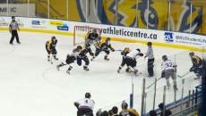 Men's hockey Laurier 2