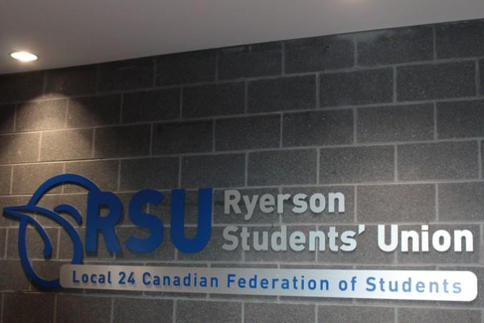 The Ryerson Students' Union is looking to add a permanent general manager to its staff. PHOTO: ANNIE ARNONE