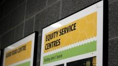 The equity service centres have run into funding issues. PHOTO: CHRIS BLANCHETTE