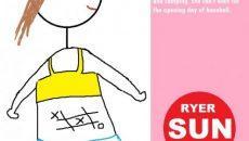 RyerSUNshine Doodle by Ian Yamamoto