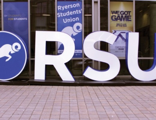 Ryerson Students' Union (RSU) ex- ecutives gave themselves and their colleagues a raise. FILE PHOTO