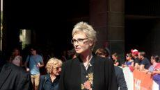 American actress Jane Lynch at TIFF. PHOTO: CHRIS BLANCHETTE