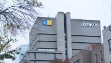 Ryerson campus. FILE PHOTO