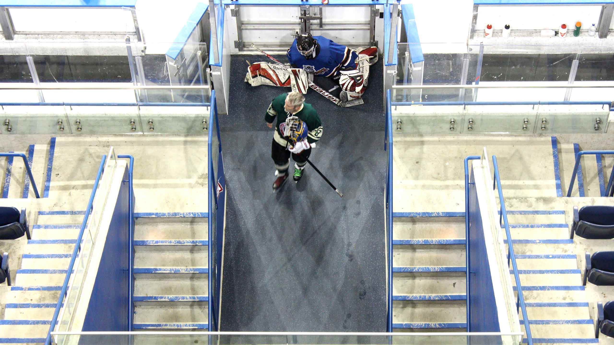 The TGHA hosted the Eastern Canada Cup at the MAC. PHOTO: BEN WALDMAN