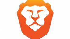 An orange lion