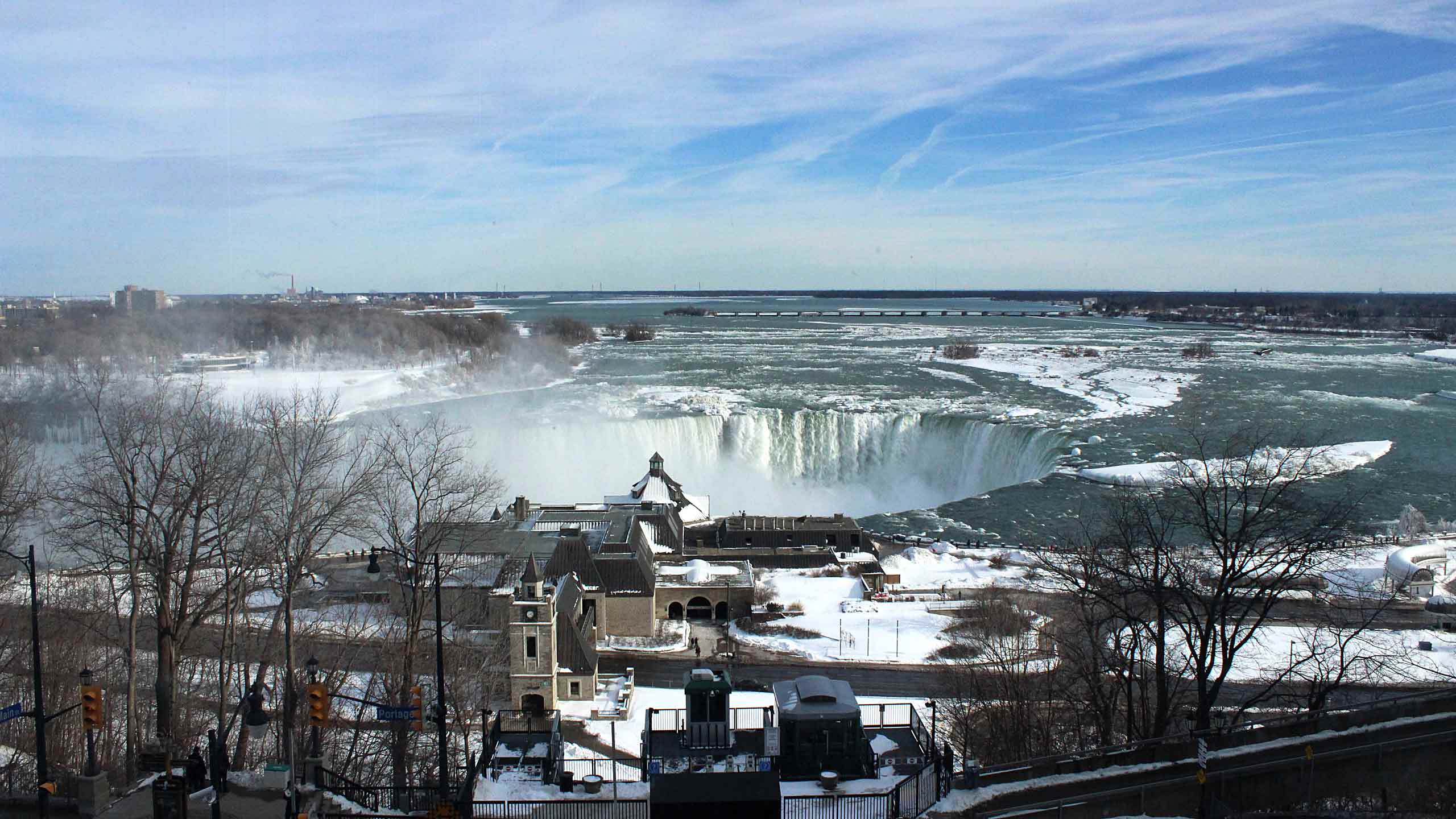 Ryerson wants to expand in Niagara Falls. PHOTO: IZABELLA BALCERZAK