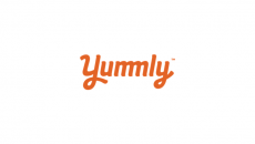 The Yummly logo is the name in orange lettering.