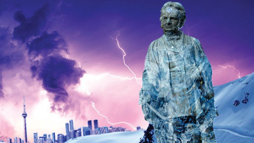The day after tomorrow and the day after that. PHOTO ILLUSTRATION: Keith Capstick