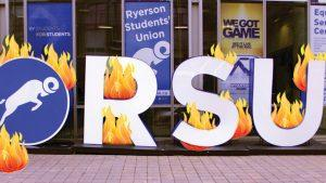 The current state of the RSU. PHOTO: JAKE SCOTT PHOTO ILLUSTRATION: KEITH CAPSTiCK