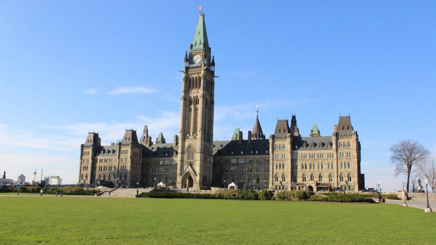 The Daughters of the Vote Conference will take place on Parliament Hill on March 8. PHOTO Izabella Balcerzak
