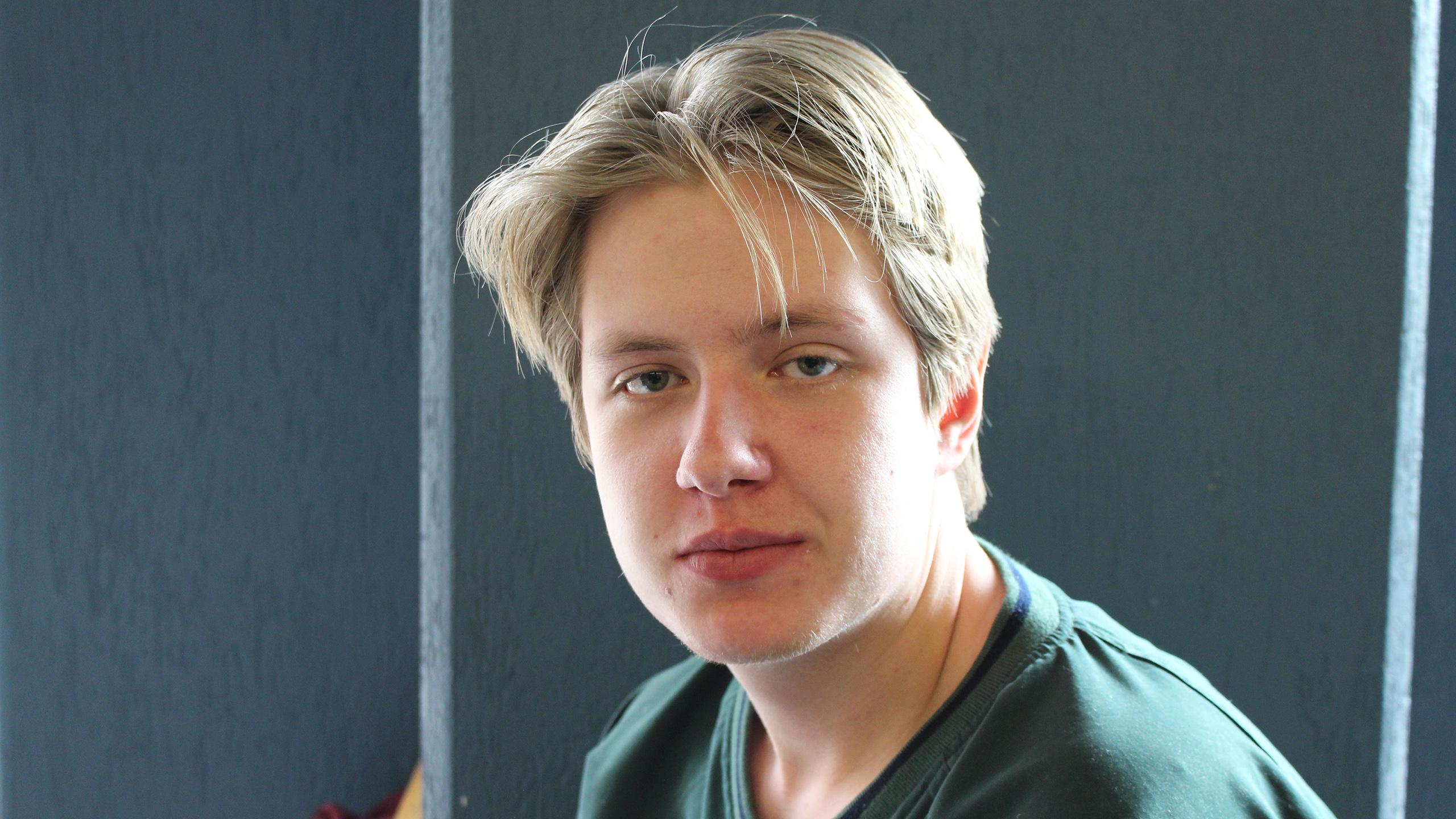 Evan Ferrall