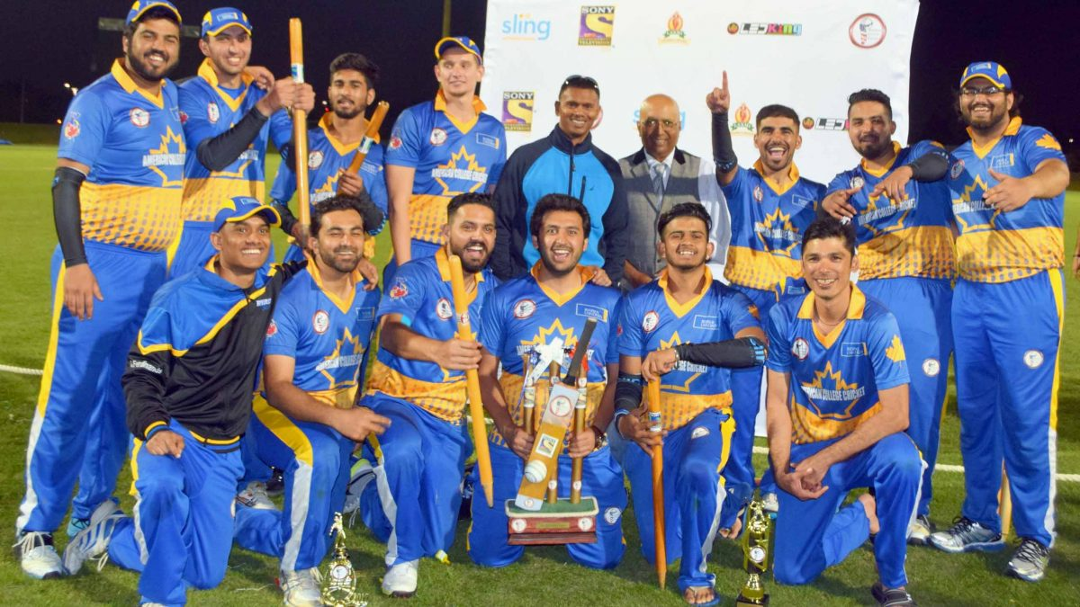 Ryerson Helping Lead The Charge For Canadian Cricket The