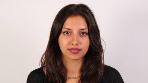 Eyeopener Editor-In-Chief Sierra Bein