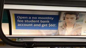 The Royal Bank of Canada (RBC)'s new ads bear a striking resemblance to Ryerson's brand.