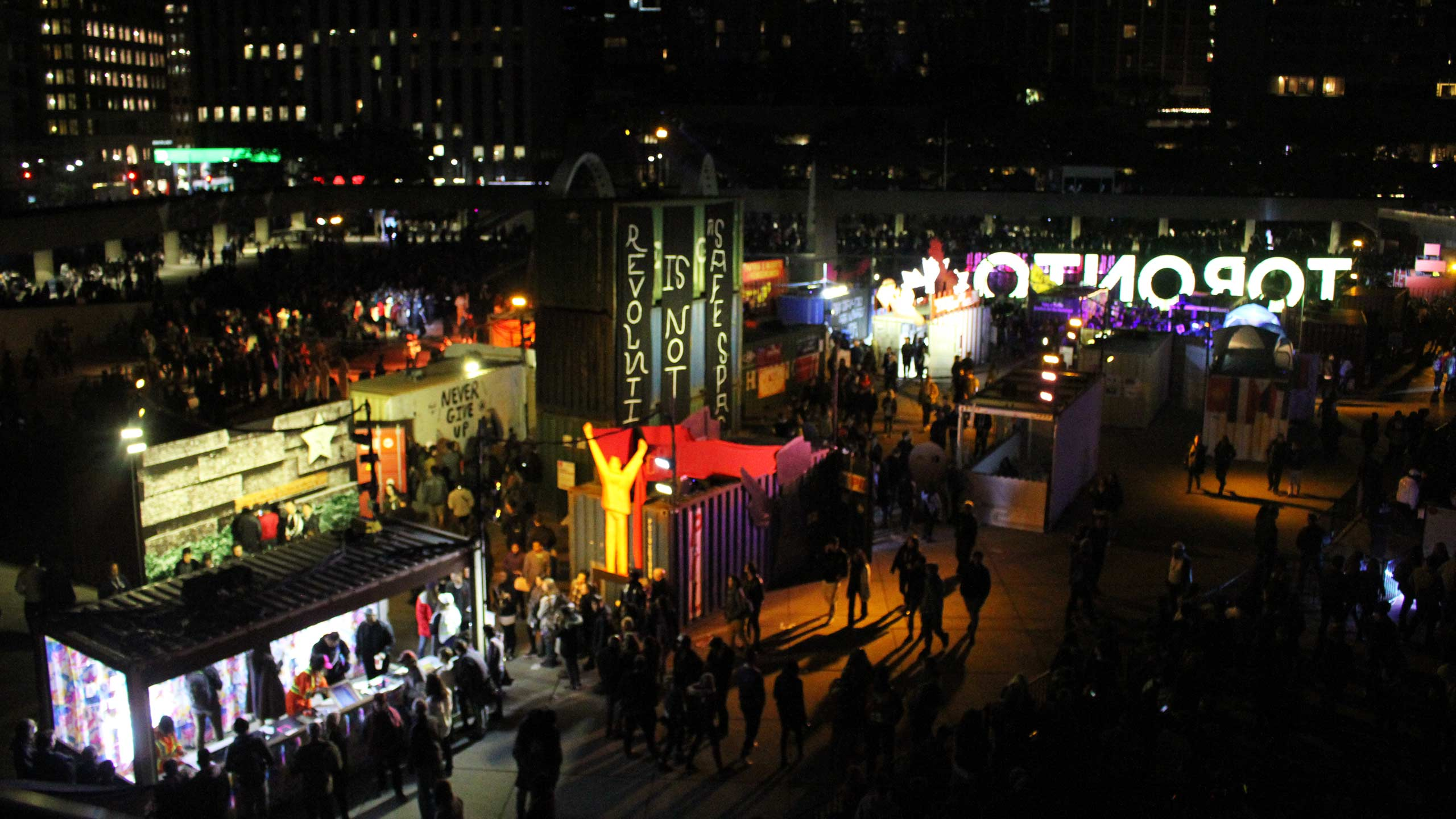 Ryerson Alumni Featured At Nuit Blanche 2017 The Eyeopener