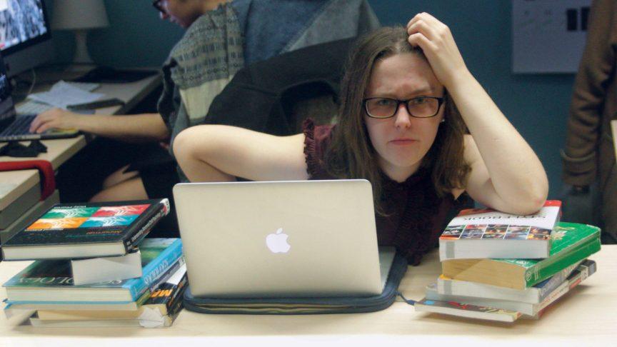 This Eyeopener editor has had enough with minors. PHOTO: KAROUN CHAHINIAN