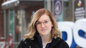 Portrait of Lauren Emberson