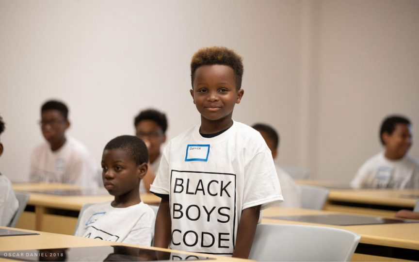 c4e6cfece Partnerships that matter  Chang School and Black Boys Code help black youth  get into tech