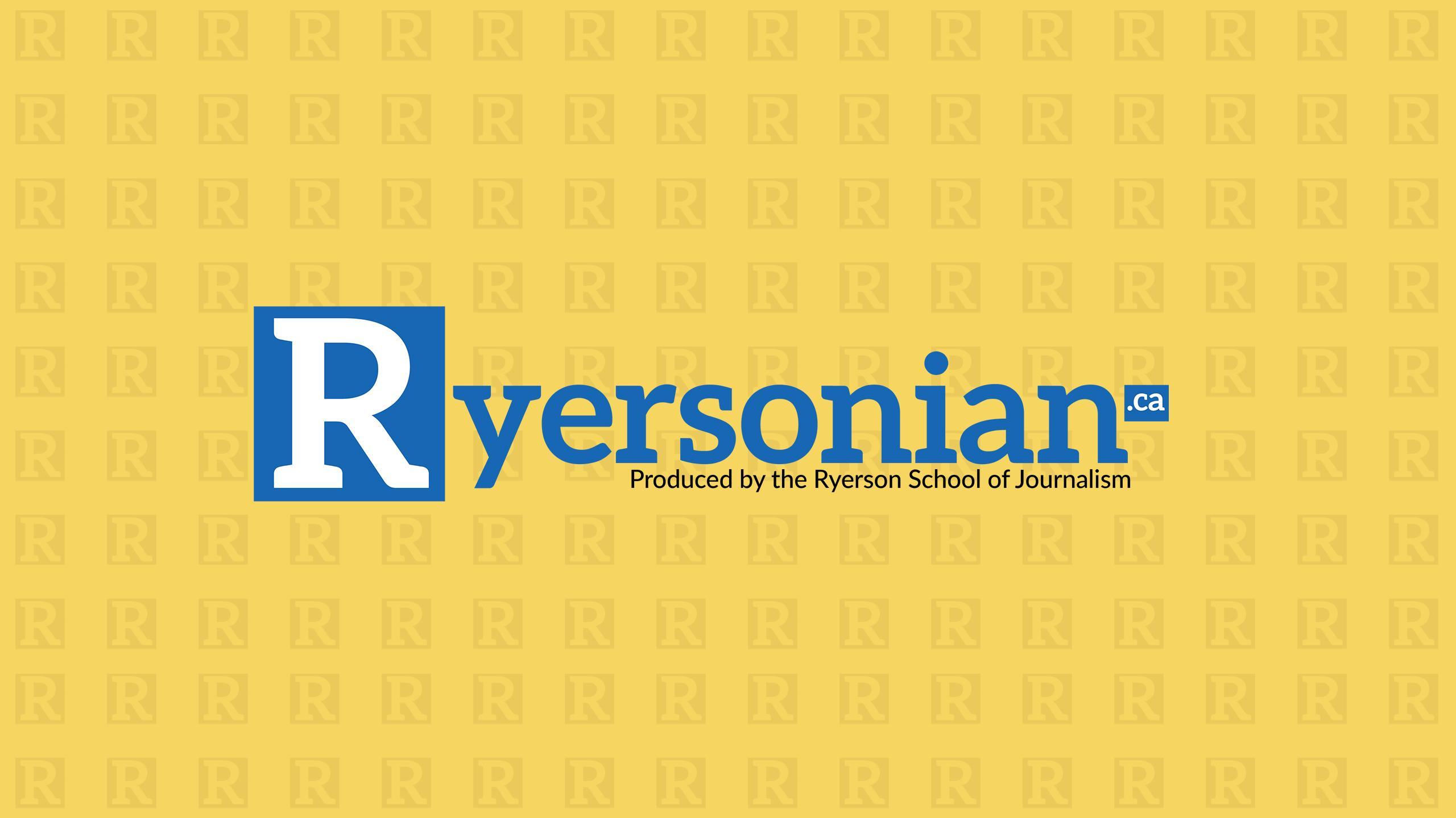 Ryersonian Newspaper Logo