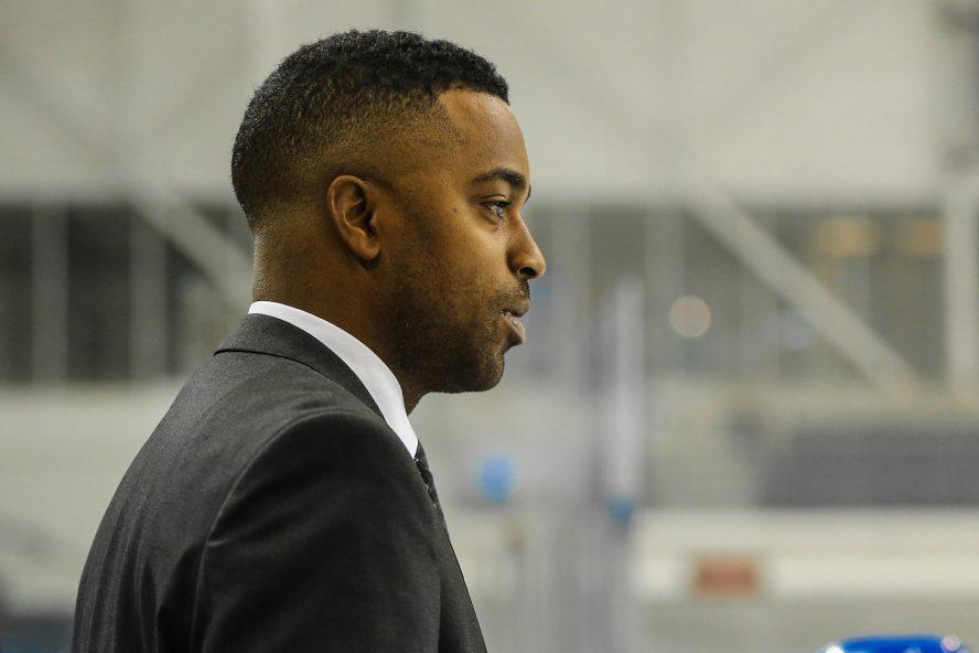 Ryerson hockey coach